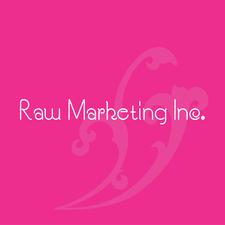 Company logo pinkrawmarketingsquare