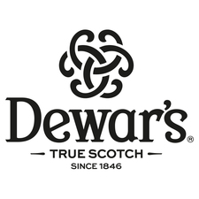 Company logo dewars