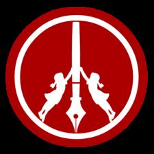 Company logo logo red