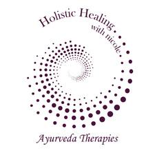 Company logo nicole logo  with ayurveda  1