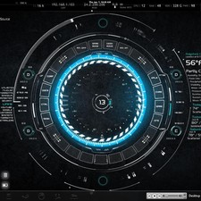 Company logo 728473 widescreen iron man jarvis wallpapers 1920x1080