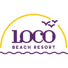Company logo loco beach logo