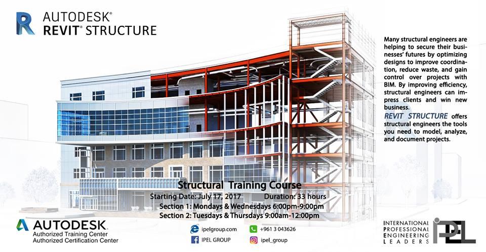 Autodesk Revit Structure Essentials and Intermediate Level