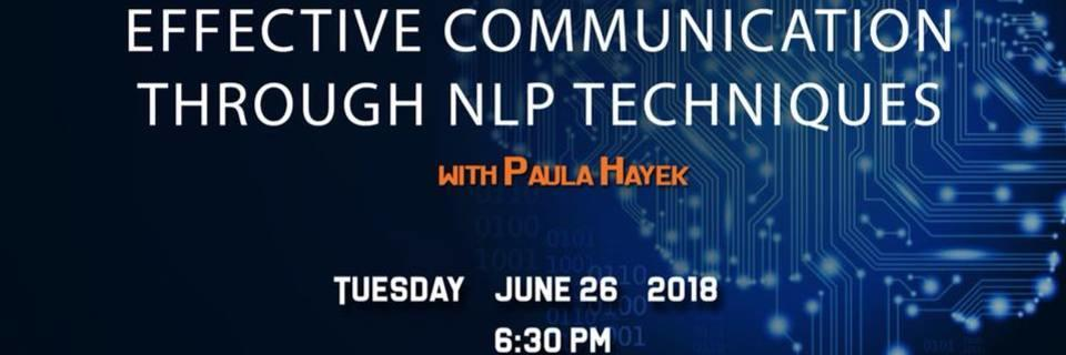 Effective Communication Through NLP Techniques with Paula