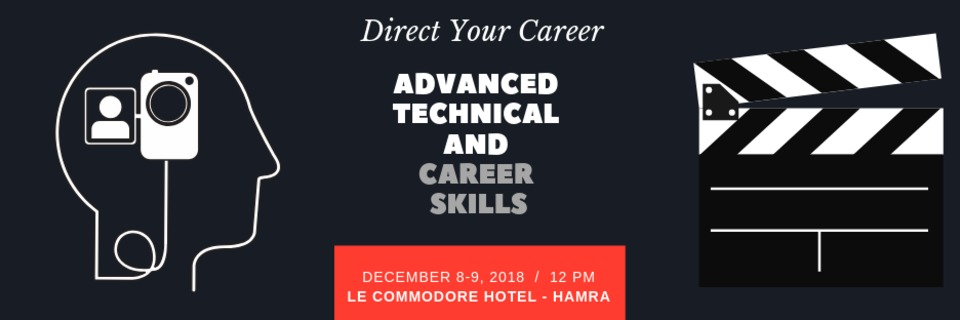 Event cover direct your career