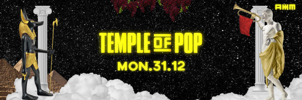 Event cover temple of pop