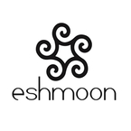 Partner logo eshmoon logo high res black margin