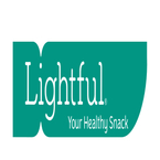 Partner logo lightful logo flat